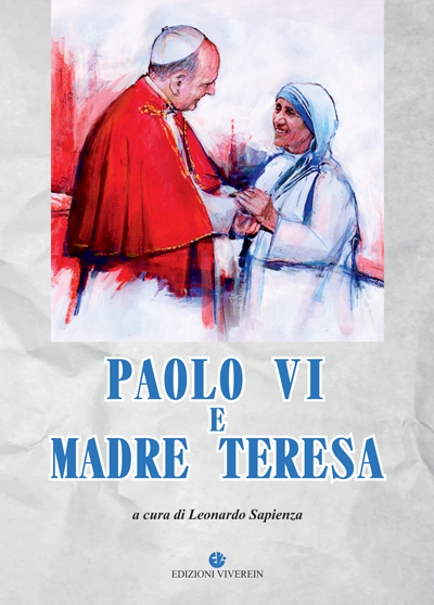Paolo VI e madre Teresa