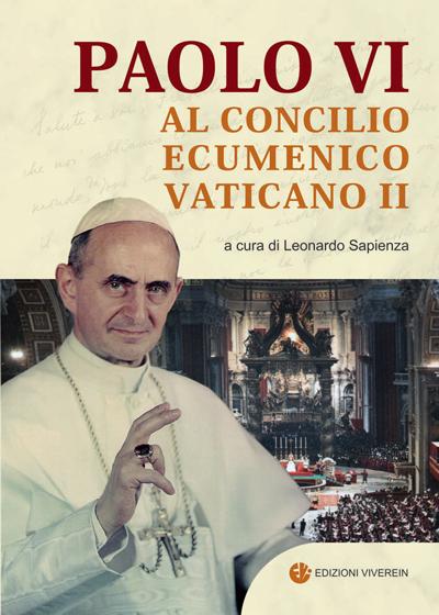 Paolo VI al Concilio ecumenico Vaticano II