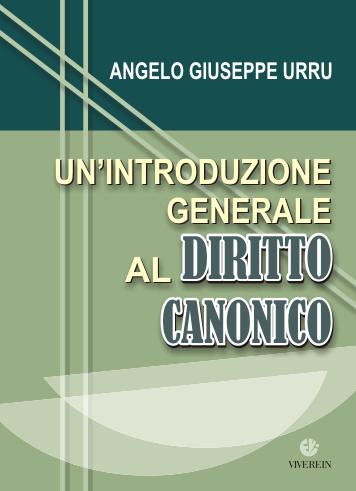 Un'introduzione generale al diritto canonico