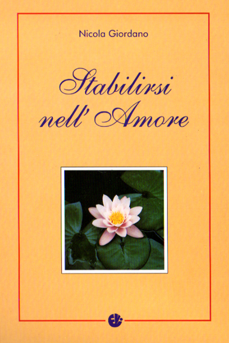 Stabilirsi nell'Amore